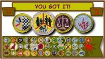 Merit Badge Challenge